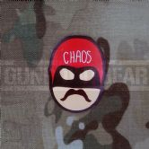 Captain Chaos Sticker